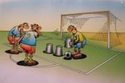 Футбол латифалари туркумидан